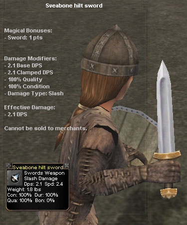 Picture for Sveabone Hilt Sword