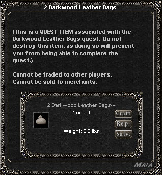 Picture for 2 Darkwood Leather Bags