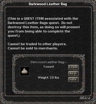 Picture for Darkwood Leather Bag