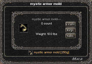 Picture for Mystic Armor Mold