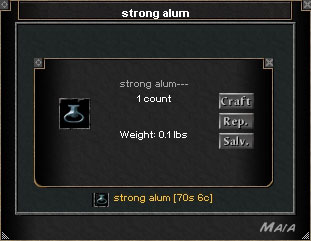 Picture for Strong Alum