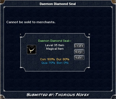 Picture for Daemon Diamond Seal