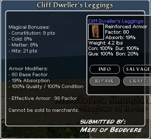 Picture for Cliff Dweller's Leggings