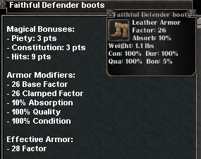 Picture for Faithful Defender Boots