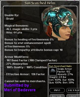 Picture for Sun Scorched Helm (Hib) (dr)