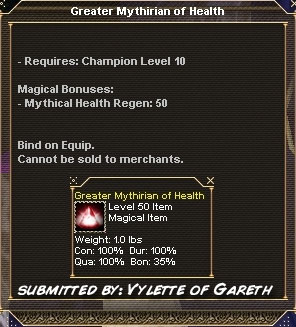 Picture for Greater Mythirian of Health