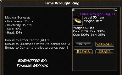 Picture for Flame Wrought Ring