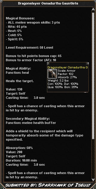 Picture for Dragonslayer Osnadurtha Gauntlets