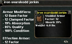 Picture for Iron Svarskodd Jerkin