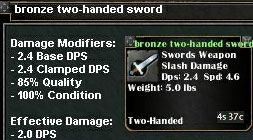 Picture for Bronze Two-Handed Sword (Mid)
