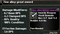 Picture for Fine Alloy Great Sword (Mid)