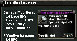 Picture for Fine Alloy Large Axe