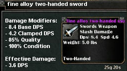 Picture for Fine Alloy Two-Handed Sword (Mid)