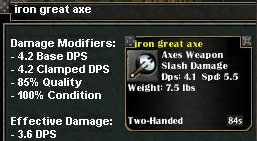 Picture for Iron Great Axe (Mid)