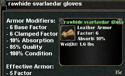 Picture for Rawhide Svarlaedar Gloves