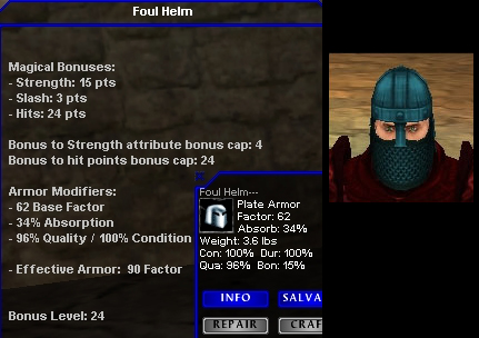 Picture for Foul Helm