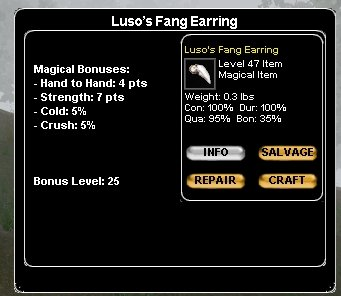 Picture for Luso's Fang Earring