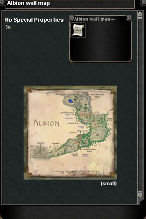 Picture for Albion Wall Map