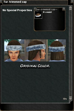 Picture for Fur-Trimmed Cap