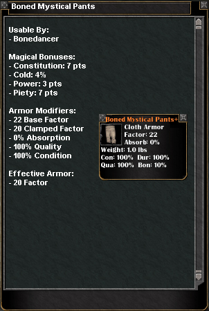 Picture for Boned Mystical Pants