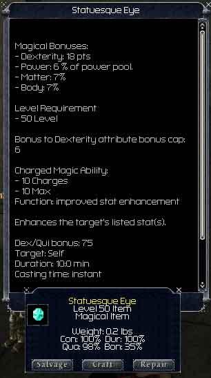 Le patch 050 en EXP aujourdhui! sur le