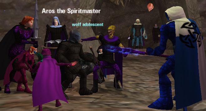 Picture of Aros the Spiritmaster