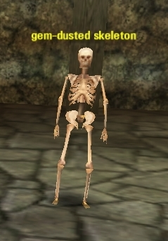 Picture of Gem-Dusted Skeleton
