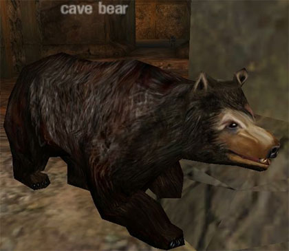 Picture of Cave Bear