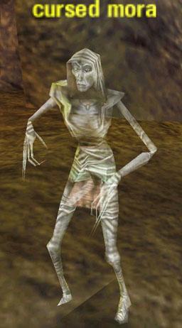 Picture of Cursed Mora