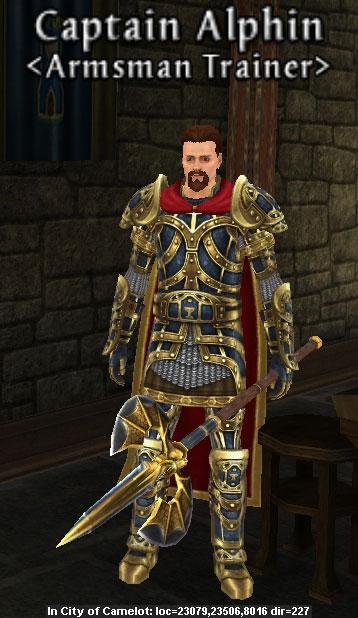 Picture of Captain Alphin