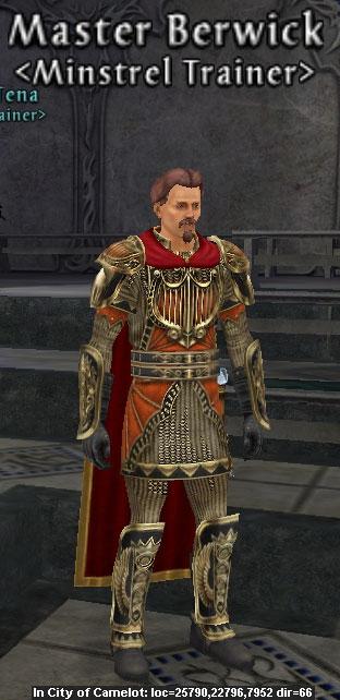 Picture of Master Berwick