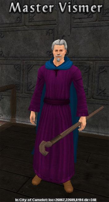 Picture of Master Vismer