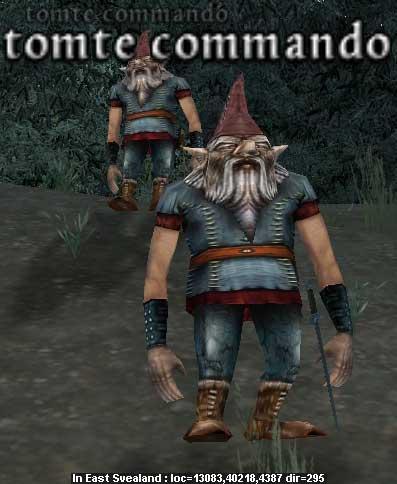 Picture of Tomte Commando