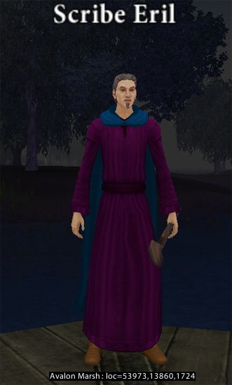 Picture of Scribe Eril