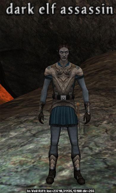 dark elf assassin bestiary dark age of camelot zam