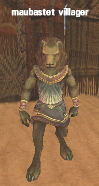 Picture of Maubastet Villager